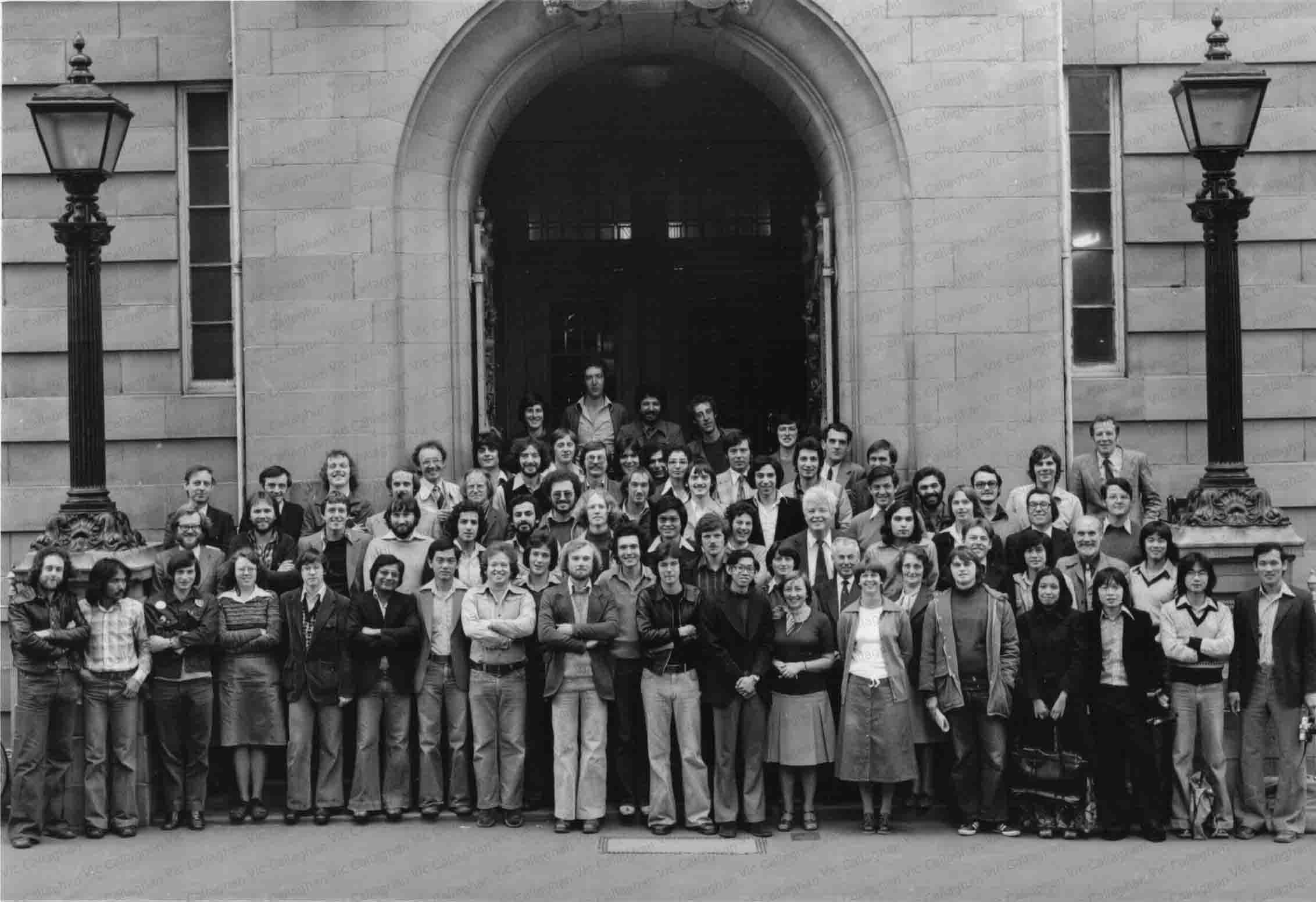 Sheffielfd University EEE BEng Graduates 1978